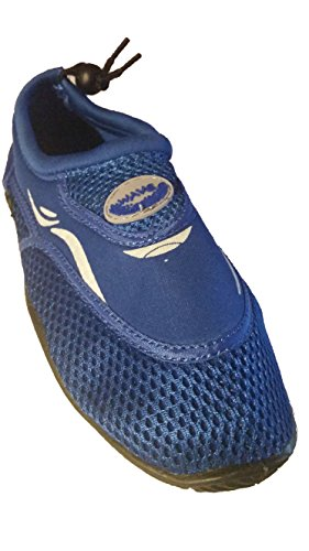 Easy Usa Mens Wave Waterschoenen - Koningsblauw (9)