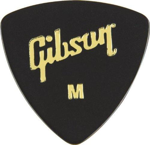 Gibson Style Guitars (Gibson Gear APRGG-73M 1/2 Gross Wedge Style Guitar Picks (Medium))