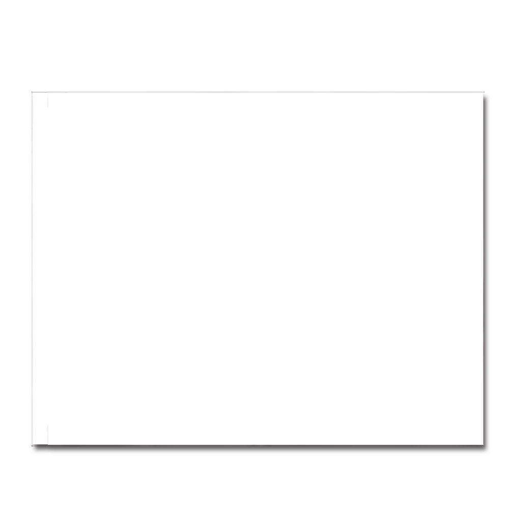ArtSkills Heavyweight Poster Board, 22 x 18 Inches, Pack of 25, White (PA-1510)