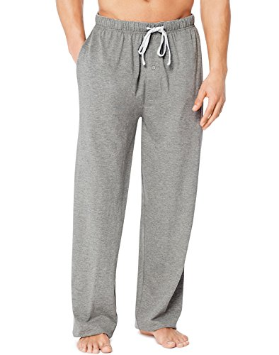 Hanes X-Temp Men`s Jersey Pant with ComfortSoft Waistband, 01101/01101X, -