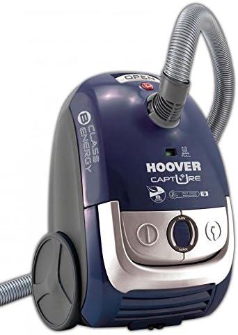 Hoover CP70_CP20 aspirador - Aspiradora (700W, B, 33 kWh, Cilindro, Bolsa para el polvo, Metal) Azul, Plata: Amazon ...