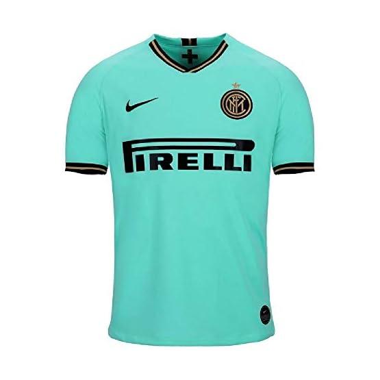 Nike 2019-2020 Inter Milan Away Football Soccer T-Shirt Maillot (Kids)