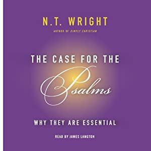 The Case for the Psalms Hörbuch