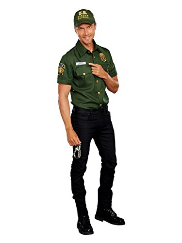 Agent Bill D Wall Adult Costume - Medium