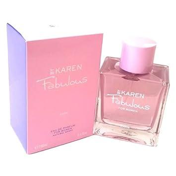 FABULOUS BY KAREN LOW PERFUME FOR WOMEN 3.4 OZ 100 ML EAU DE PARFUM SPRAY