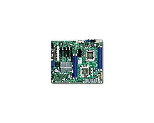 Supermicro X8DTL-L-B (BULK) Dual LGA1366/ Intel 5500 & ICH10R + IOH-24D/ DDR3/ V&2GbE/ ATX Server Motherboard