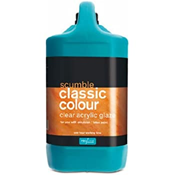 Polyvine Classic Colour Faux Finish Glaze Gallon