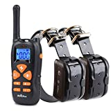 HICOBOS Dog Training Collar - Rechargeable Remote