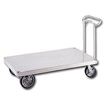 Valley craft f83738a0 ezy rol aluminum non tilt platform for Valley craft hand truck