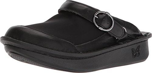 Alegria Women's Seville Clog Black 37 (Alegria Wide Shoes For Women)