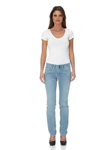 His Bianco Donna Jeans Basic Jeans His Basic His Donna Basic Jeans Donna Bianco qOrOtwY