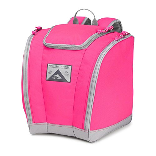 High Sierra Junior Trapezoid Boot Bag, Flamingo/Ash