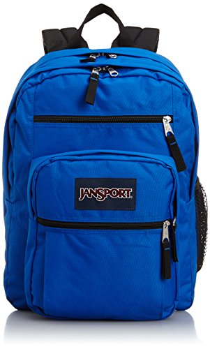 JanSport Big Student Classics Series Backpack - Blue Streak by JanSport (Image #6)