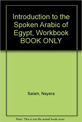 Spoken Arabic Book