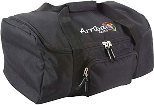Arriba Cases Ac-120 Padded Gear Transport Bag Dimensions 19X10.5X10 Inches from Arriba Cases