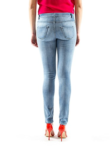 Carrera Clair Jean Bleu Stone Skinny Wash Femme Jeans Lavage Super 590 r4qwrBSxH