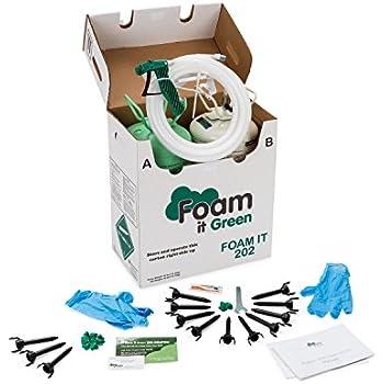 Foam it 202 fire retardant spray foam insulation kit 202 foam it 202 fire retardant spray foam insulation kit 202 solutioingenieria Gallery