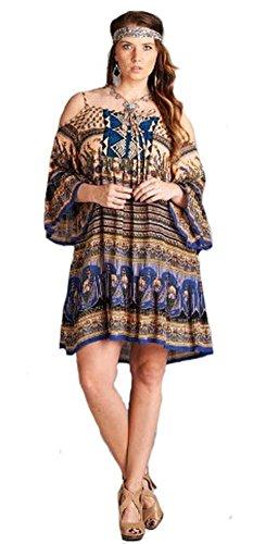 hippie baby doll dresses - 5