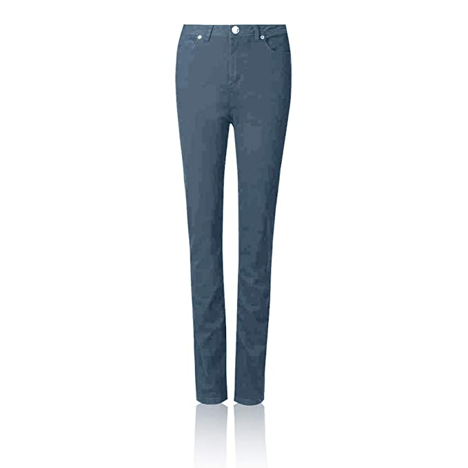 Kleidung & Accessoires Ex Marks & Spencer PER UNA T571724U Straight Leg Roma Rise Jeans RRP £35 Jeans