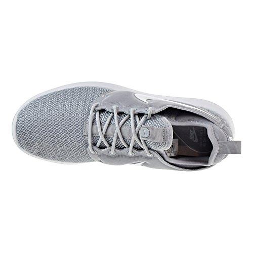Nike Roshe Two Zapatos De Mujer Lobo Gris / Blanco / Gris Lobo 844931-009