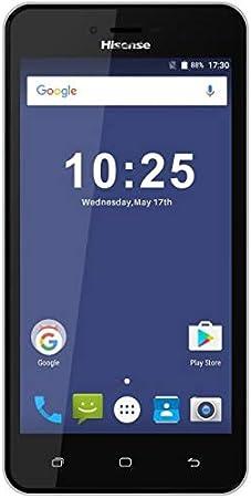 Hisense T5 - Smartphone Dual SIM de 5