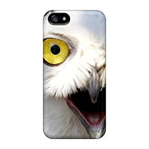 Fashionable Style Case Cover Skin Case For Sam Sung Note 2 Cover - Animals Birds White Owl
