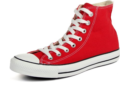 Converse Chuck Taylor All Star Seasonal Color Hi (8.5 D(M) US / 10.5 B(M) US / 42 EUR, Red)