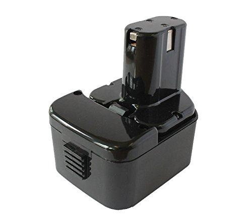 Hitachi EB 1214S Battery - Replacement Hitachi 12V Battery (2000mAh NICD) ()
