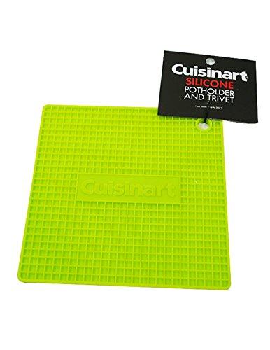 Cuisinart Silicone Potholder Trivet 1 Pack
