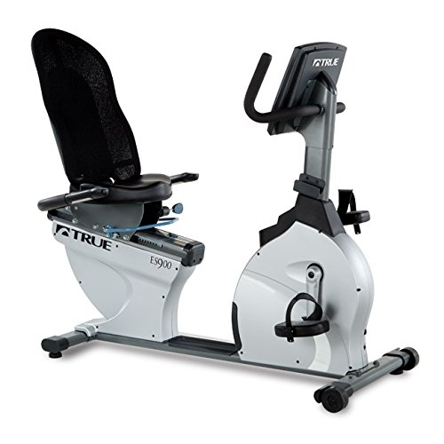 ES900 Recumbent Bike with Transcend 9 Console