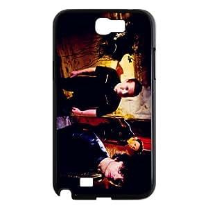 JS-3 Music Band GreendayBlack Print Hard Shell Case for Samsung Galaxy Note 2 N7100