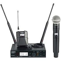 Shure ULXD124/150/C L50 | Single Combination Wireless System ULXD4 ULXD2/SM58 ULXD1 MX150