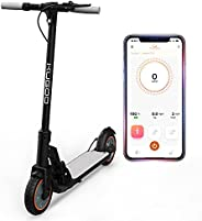 KUGOO Electric Scooter, Electric Scooter for Adults, 8.5 Inches Honeycomb Tire Scooter, 350W Pro Scooter, Adul