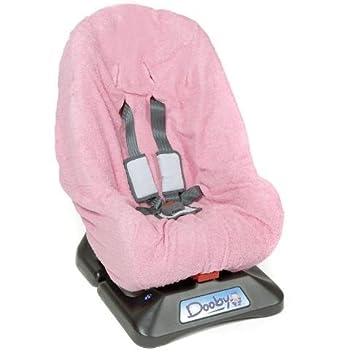Funda asiento coche Huevo Esponja Billo y pelota rosa: Amazon.es: Bebé