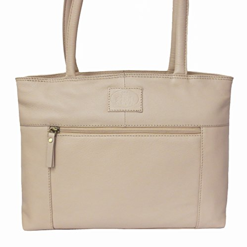 Rowallan Leather Women's Bag Cream Shoulder rzAr5wqH