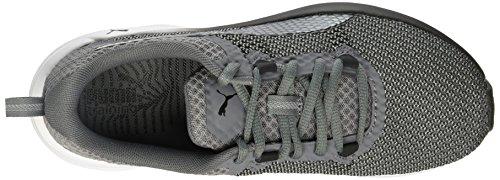 Puma Pulse Ignite Xt Wn's, Zapatillas Deportivas para Interior para Mujer Gris (Quiet Shade-puma Black 03)