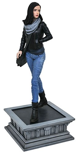 DIAMOND SELECT TOYS Marvel Gallery: Jessica Jones Netflix TV PVC Vinyl Figure