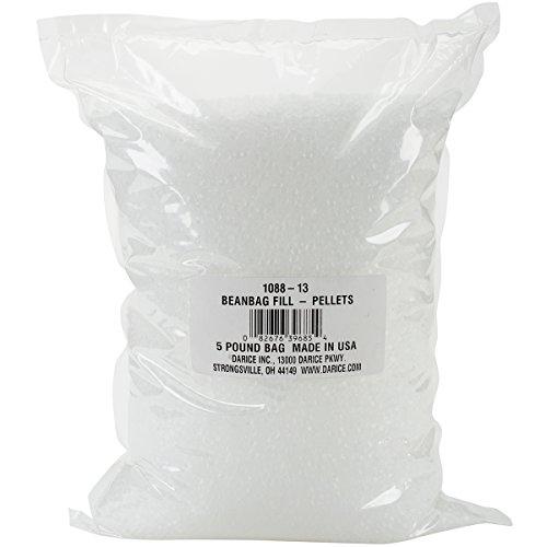 Bean Fill Plastic Pellets 5lbs
