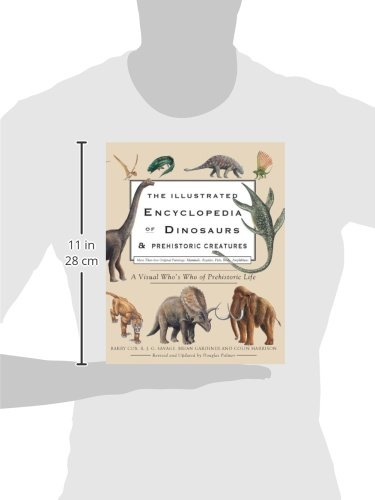 The Illustrated Encyclopedia of Dinosaurs & Prehistoric Creatures by Brand: Chartwell Books (Image #1)