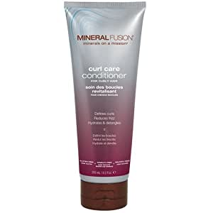 Mineral Fusion Conditioner, Curl Care, 8.5 Ounce