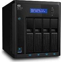 WD WDBWZE0080KBK-NESN 8TB My Cloud EX4100 Expert Series 4-Bay 3.5 NAS