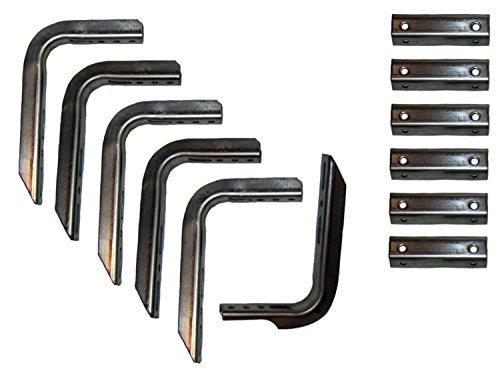 - Lund 300017 Lund EZ Running Board Bracket Kit for 1998-2003 Dodge Durango; 2000-2004 Dakota Quad Cab