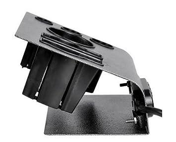CHIMAERA Professional Salon Curling Flat Iron Hair Dryer Blower Holder with 3 Power Plug Socket Electrical Appliance