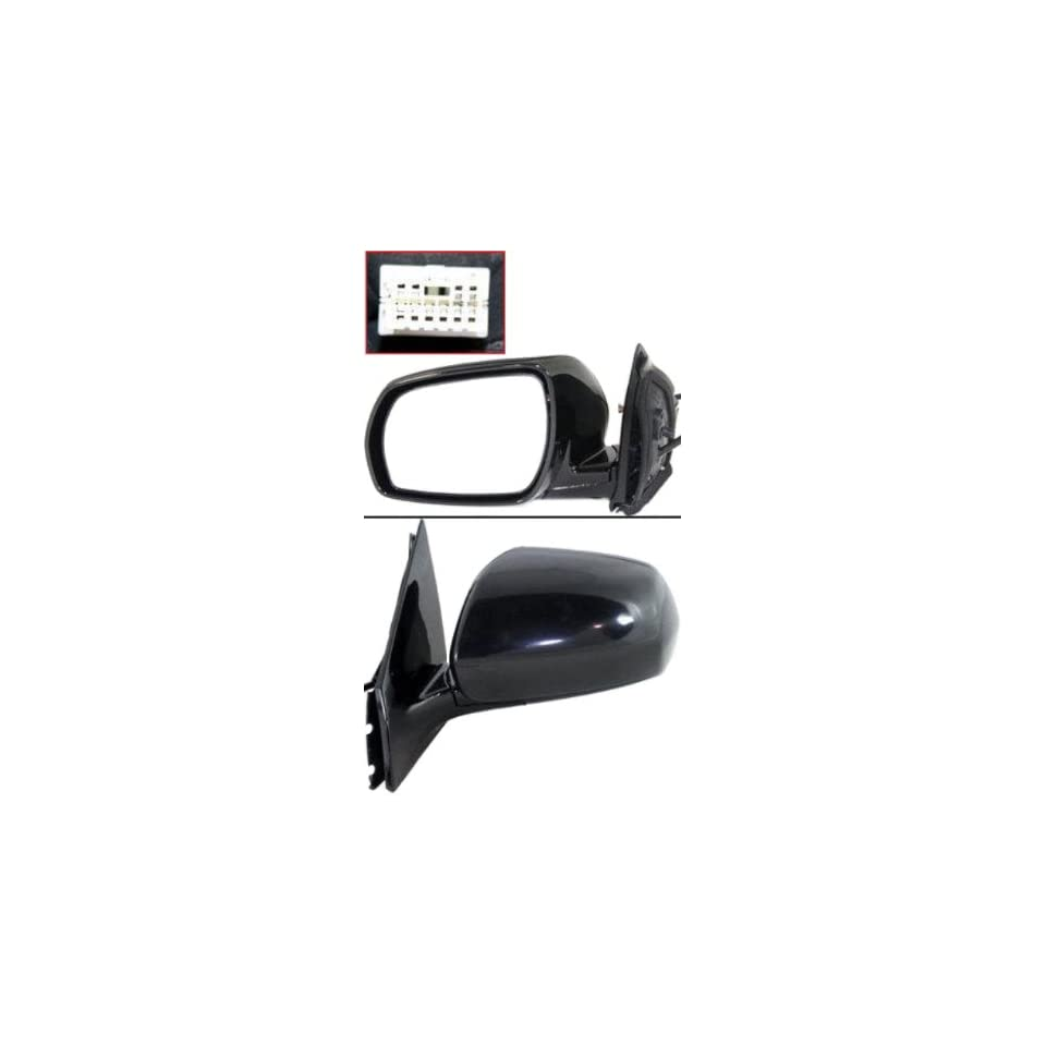 Discount Starter and Alternator 33107PL Nissan Murano Driver Side Replacement Mirror Power Non Heated w/Memory