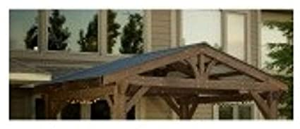 Metal Roof for Lodge II Pergola - Amazon.com: Metal Roof For Lodge II Pergola: Pet Supplies