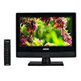 13.3 Inch Digital LED HD TV DVD Combo Wide HDTV