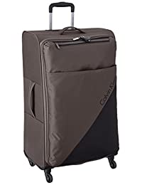 Calvin Klein Chelsea 29-Inch Upright Suitcase, Tobacco, One Size