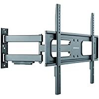 Full Motion Tilt & Swivel TV Wall Mount 37-70 TVs LED / LCD/Curved TVs TVs- Holds Up to 110 lbs