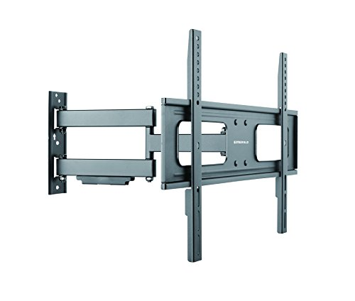 Full Motion Tilt & Swivel TV Wall Mount 37″-70″ TVs LED / LCD/Curved TVs TVs- Holds Up to 110 lbs
