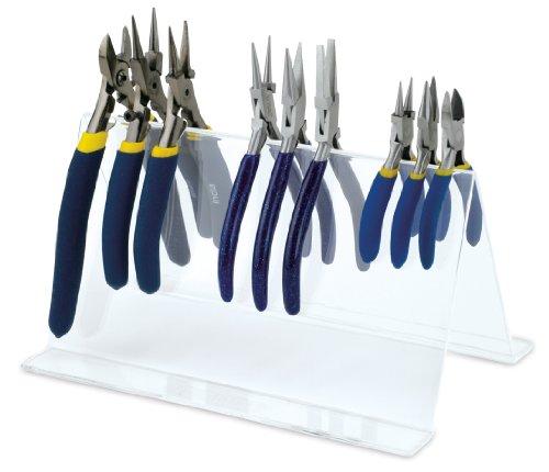Beadalon 207A 045 Acrylic Pliers Rack
